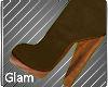 G Juicey Brown Boot