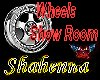 Wheels Show Room