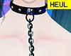 Choker galactic chain
