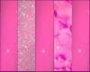 P. Marble & Glitter Nail