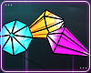 [Xu] Neon Diamonds
