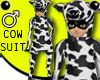 (GD) Male Moo Cow Suit