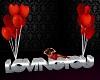 Loving U animated  kiss
