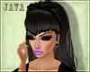 ! Ludovica Natural Black