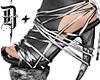 D+. Kimono Sandals SIL I