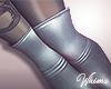 Silver Tattoo Boots RLS