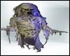Halloween Float Skeleton