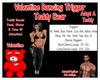 Valentine Trigger Bear