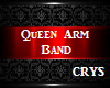 (CRYS) Queen Arm Band