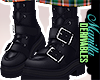 ! Buckle Tomb Boots