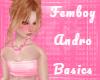 Andro Basics - Pink