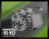 right silver bracelet