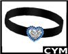 Cym Little Heart Collar