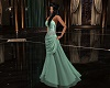 Ashley Teal Gown