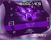 ! Wolves Nylon P