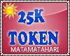 25K Token