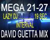 D.GUETTA MEGAMIX3 19 SEC