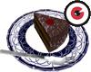 Choco truffle Slice Cake
