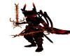 DarkFire Wrist Swords