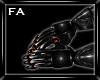 (FA)Armor Gloves Fire