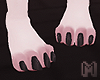 REMY Black Foot Claws M