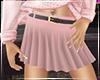 [TT] Pleated Pink Mini