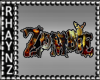 """Zombie"" HP Sticker"