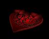 bed heart s/spot