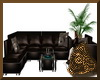 Full Romantic Sofa Set
