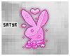 Playboy Badge