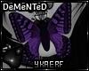 Mouth Butterfly V1