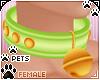 [Pets] Collar v2 | Lime