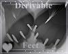 Furry Feet ~Derivable