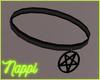 N! Pentagram Choker