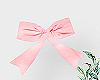 Kids Pink Unicorn Bow