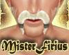 Fili Mustache White