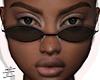 É. Slim Oval  B Glasses