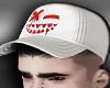 Cap Smille Skull White