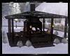 [A]Winter Lake-Fireplace