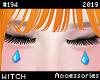 💜 TEAR DROP #194
