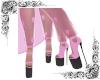 Beyonce's Pink Heels