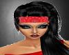 Red Headband Bandana
