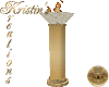 Gold & Ivory Torch