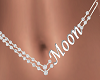 Moon Belly Chain