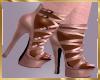 B9 Pink Low Heels