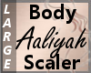 Body Scale Aaliyah L
