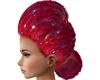 Candy Apple Hair