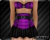 *J Ms Punk Purple