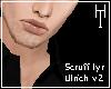 -Scruff, Blk: Ulrich v2-
