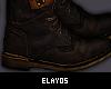 £ - Short Boots Dark